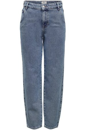 Only Onltroy Life Hw Carot Ankle Straight Fit Jeans Damen