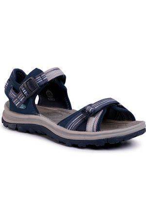 Keen Terradora II Open Toe Sandal 1022449 Navy/Light Blue