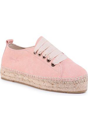 Manebi Sneakers D W 1.4 E0 Pastel Rose