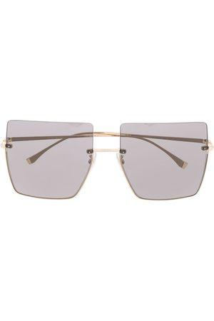 Fendi Sonnenbrillen - Eckige Sonnenbrille