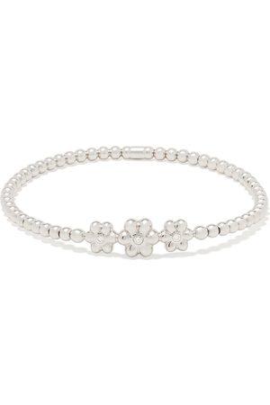 MONAN 18kt Weißgoldarmband mit Diamanten
