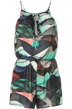 Lygia & Nanny Damen Jumpsuits - Laya' Playsuit mit Print
