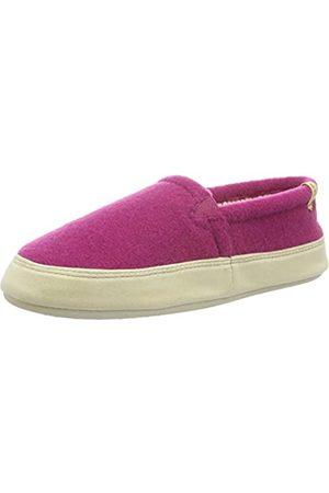 flip*flop Damen Homie Flache Hausschuhe, Pink (Geranium 251)