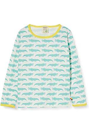 loud + proud Mädchen Longsleeve Shirt Allover Print Organic Cotton Langarmshirt