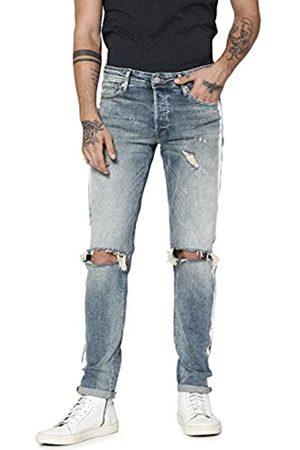 Jack & Jones Herren JJIGLENN JJORIGINAL JOS 102 STS Slim Jeans