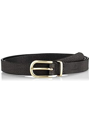 GANT Damen Signature Weave Leather Belt Gürtel