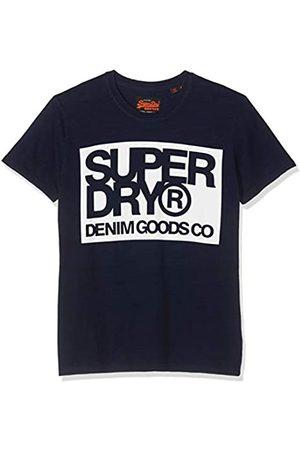 Superdry Herren Denim Goods CO Tee T-Shirt