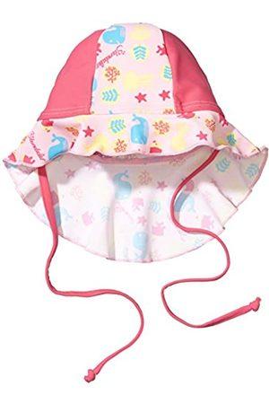 Sterntaler Baby-Mädchen Hut m. NS Mütze
