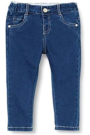 chicco Baby-Jungen Pantaloni Lunghi Denim Stretch