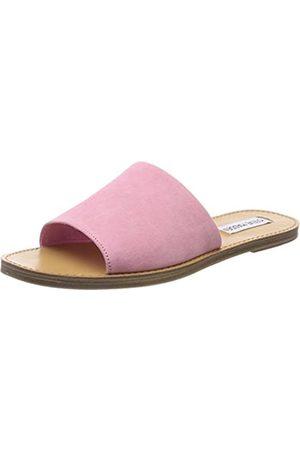 Steve Madden Damen Grace Slipper Niedrige Hausschuhe, Pink (Pink)