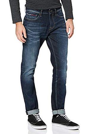 Tommy Jeans Herren Scanton Heritage Slim Brntdk Straight Jeans