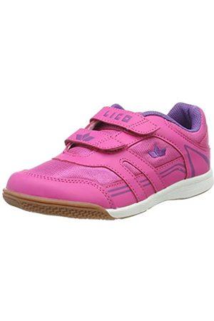 Lico Mädchen Active Boy V Multisport Indoor Schuhe, Pink (Pink/Lila Pink/Lila)