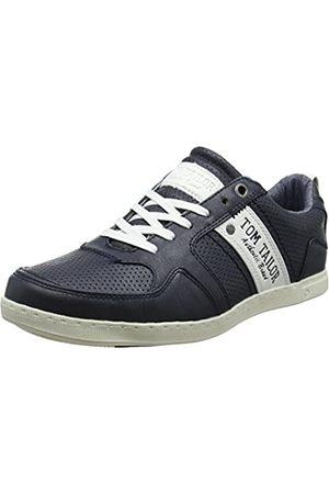 TOM TAILOR Herren 485100130 Sneaker, (Navy)