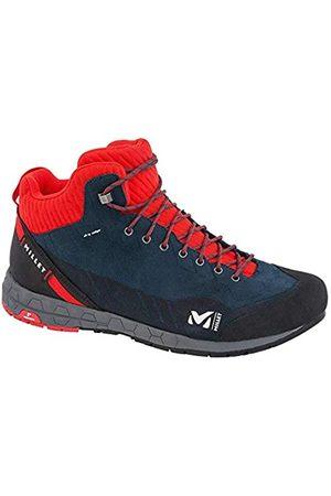 MILLET Herren Amuri Leather Mid Dry M Trekking- & Wanderschuhe, (Orion Blue/Fire 9041)