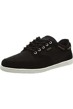 Etnies Herren Dory Skateboardschuhe, (349-Black/Brown/Green 349)