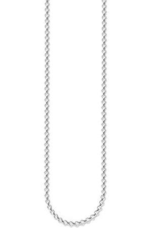 Thomas Sabo Damen-Charm-Kette Charm Club 925 Sterling Länge von 38 bis 42 cm X0001-001-12-L42v