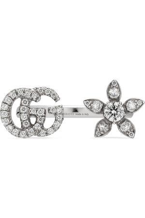 Gucci Flora Ring 18 Karat mit Diamanten