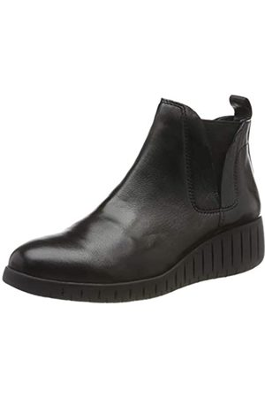 Marco Tozzi Damen 2-2-25812-23 Chelsea Boots, (Black Antic 002)