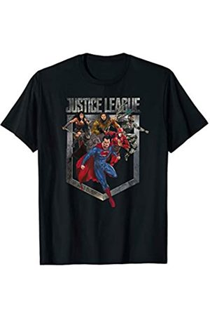DC Justice League Movie Charge T Shirt
