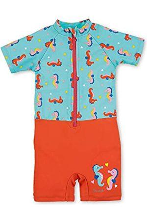 Sterntaler Kinder Mädchen Schwimmanzug, Einteiler, UV-Schutz 50+, Alter: 2-4 Jahre, Größe: 98/104