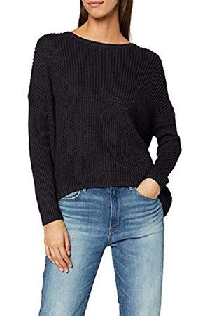 NIZZIN Damen Pullover Fenna 6F0629, Einfarbig