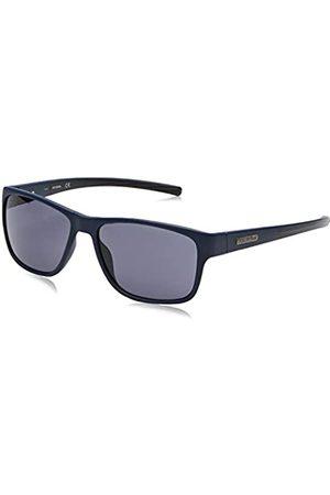 Harley davidson Herren HD0926X Sonnenbrille, (Matte Blue/Smoke)