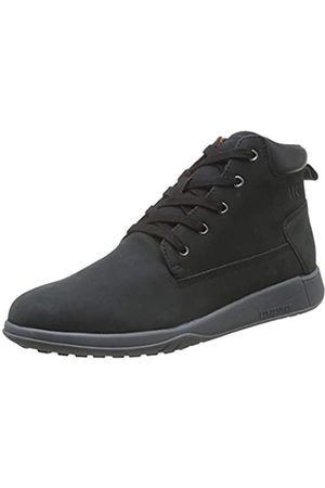 Lumberjack Herren Winter Houston Chukka Boots, (Black/Black M0880)