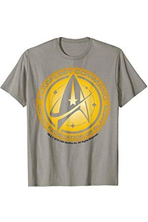 Star Trek Discovery Starfleet Command Badge Graphic T-Shirt