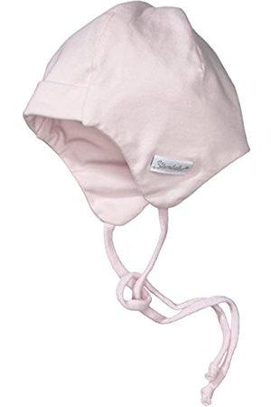 Sterntaler Mütze für Mädchen mit Bindebändern, Alter: 1-2 Monate, Größe: 35