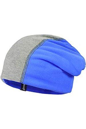 maximo Jungen aus Fleece mit Ziernaht Mütze