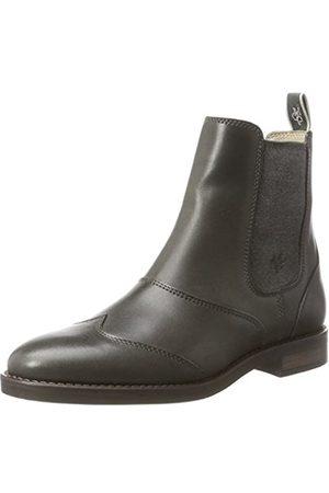 Marc O' Polo Damen Flat Heel 70814225002124 Chelsea Boots, (Grey)