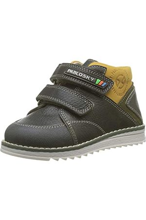 Pablosky Baby Jungen 64781 Stiefel, (Negro Negro)