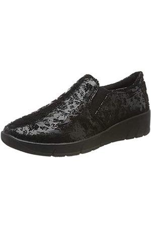 Jana 100% comfort Damen 8-8-24701-23 Slipper, (Black 001)