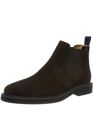 GANT Footwear Herren Fargo Chelsea Boots, (Dark Brown G46)