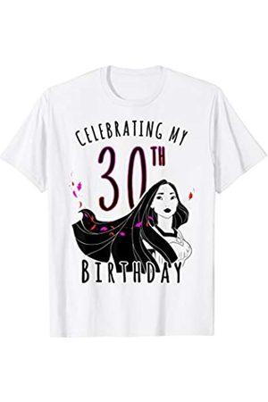 Disney Pocahontas Celebrating My 30th Birthday Sketch T-Shirt