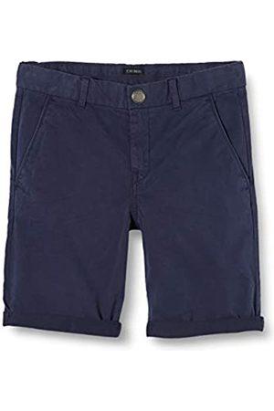 IKKS Jungen Bermuda Slack Bleu Shorts