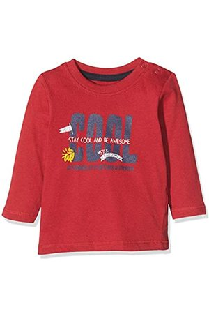 Blue Seven Baby-Jungen Mini Langarmshirt mit Schriftzug Sweatshirt