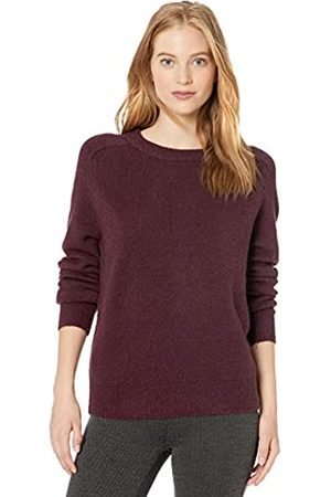 Daily Ritual Cozy Boucle Crewneck Sweater pullover-sweaters