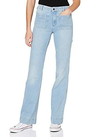 Wrangler Damen Flare Jeans