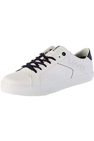 Levi's Herren Woodward L Sneaker, (Regular White 51)