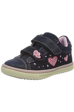 Lurchi Mädchen MIRA Sneaker, (Navy 22)