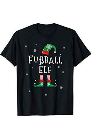 838 Tees - Elf Familienoutfit für Weihnachten Fußball-Elf Weihnachtsoutfit Jungs-Geschenke für Weihnachten T-Shirt