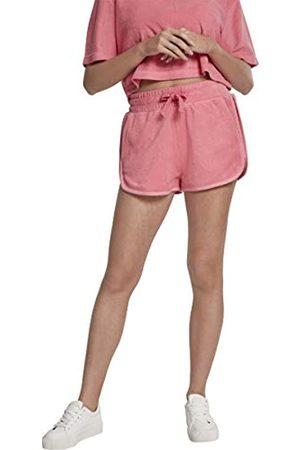 Urban classics Damen Ladies Towel Hot Pants Hose
