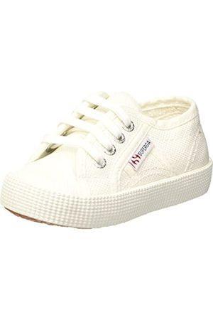 Superga Unisex-Kinder 2750-cotbumpj Sneaker, (White)