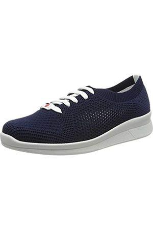 Berkemann Damen Eila Sneaker, (Navy 334)