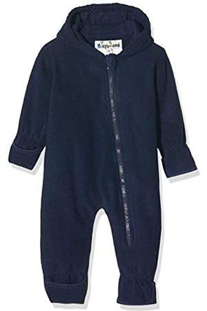 Playshoes Baby-Unisex Fleece-Overall Uni Strampler