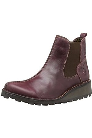 Fly London Damen Mebe971fly Chelsea Boots, (Purple 005)