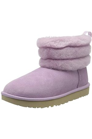 UGG Damen Fluff Mini Quilted Stiefel