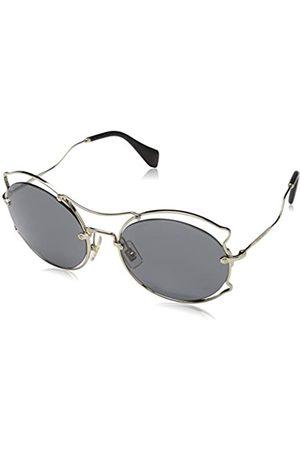 Miu Miu Damen 0Mu50Ss Zvn9K1 57 Sonnenbrille