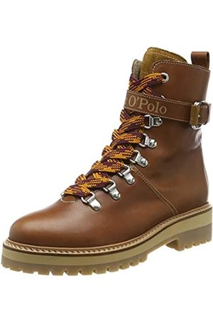 Marc O' Polo Damen 90815386301100 Biker Boots, (Cognac 720)